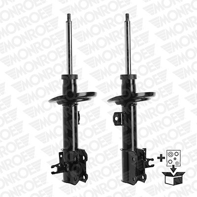 Амортизатор подвески передн OPEL: SIGNUM 03-, VECTRA C 02-, VECTRA C GTS 02-, VECTRA C универсал 03-\ VAUXHALL: SIGNUM 02-08, VECTRA Mk I