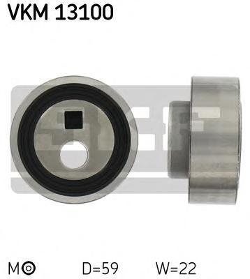 Ролик натяжителя VKM13100