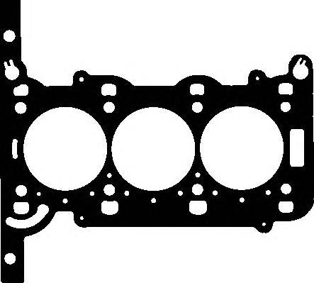 Прокладка ГБЦ OPEL: CORSA 1.0i A10XEP 06-