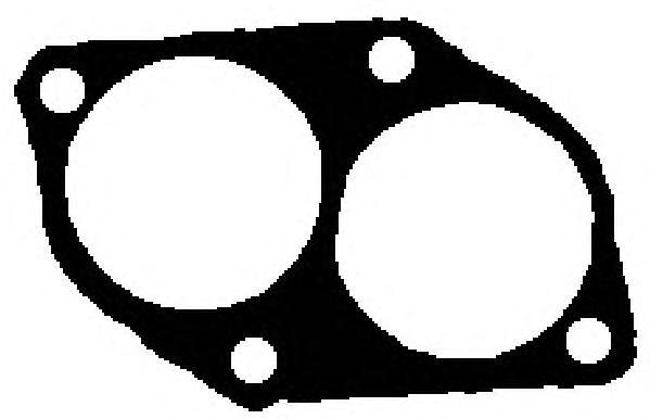 Прокладка глушителя AJUSA 00263500 OPEL