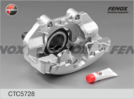 Суппорт FENOX CTC5728 ZAFIRA B, ASTRA H, Astra G, Combo, Meriva, Vectra B, Saab 9-3, 9-5