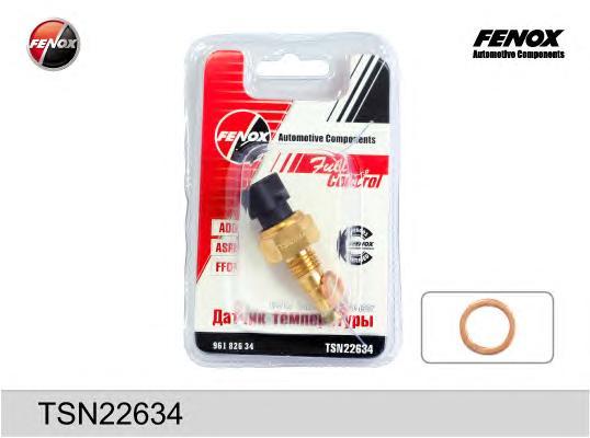 Датчик температуры FENOX TSN22634 охлаждающей жидкости CHEVROLET LANOS/DAEWOO NEXIA (на блоке)