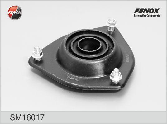 Опора амортизатора FENOX SM16017 Elantra 00-/04- пер.