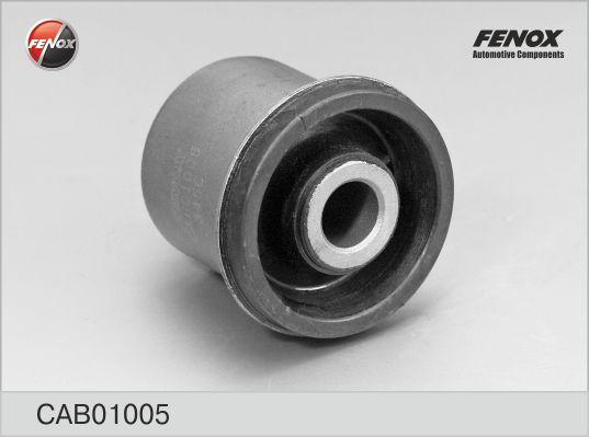 С/блок FENOX CAB01005 MMC Pajero 07- пер.верхн.рычага