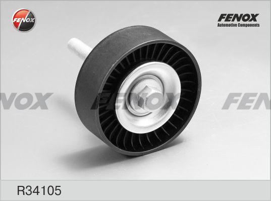 Ролик натяжителя FENOX R34105 VAG 1.4-1.6 02-
