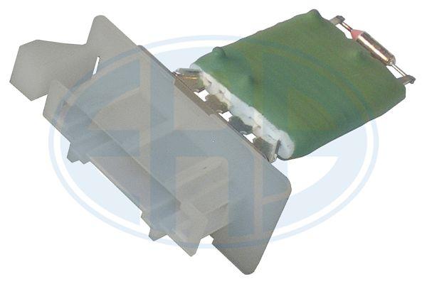 Резистор вентилятора отопителя AUDI/VW 03-> 665052