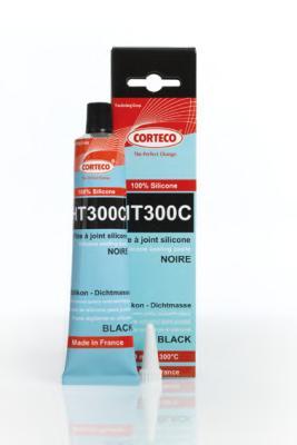 Герметик черный 80 мл (от -50 до +275°C) HT300C