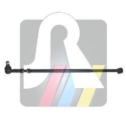 Тяга рулевая с нак. л. VW: PASSAT ALL 81-88, AUDI: 80 80-95