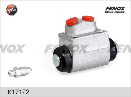 Цилиндр тормозной FENOX K17122 Hyundai Accent/Getz задн прав