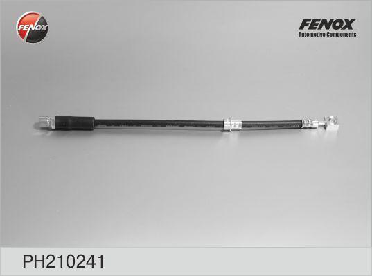 Шланг тормозной FENOX PH210241 Opel Vectra B 1987476644