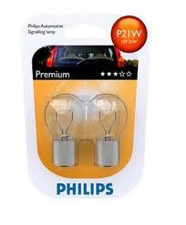 Лампа P21W BA15s Standard блистер 12V 12498B2 (2шт) 5549130