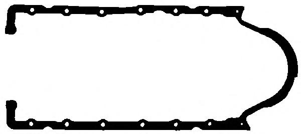 Прокладка масляного поддона Ford Focus 1.8Di/TDCi 98>