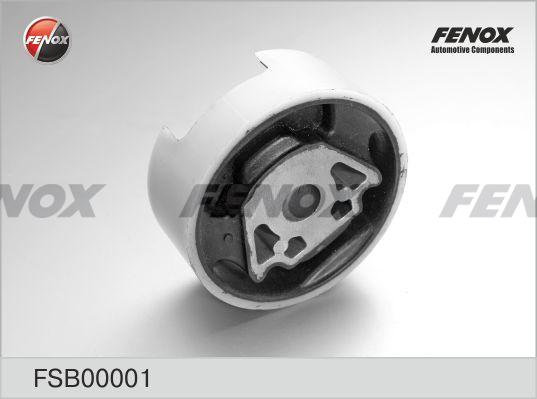 Сайлентблок подрамника AUDI A3/A3 Sportback (8P) 2003-2013 FSB00001