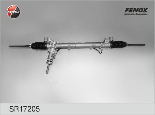 Рейка рулевая Ford Focus II ( с датчиком) SR17205