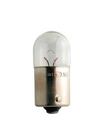 Лампа 12В 5Вт металлический цоколь габаритные огни Narva