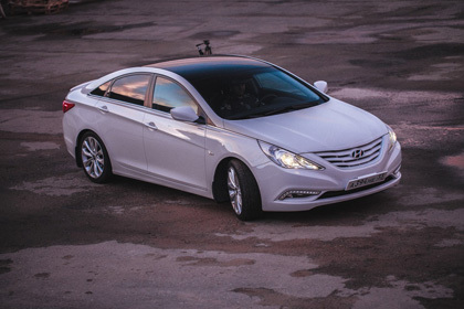 Eibach Hyundai Sonata