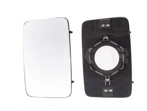 Стекло зеркала лев/прав выпукл CITROEN: JUMPER / FIAT: DUCATO / PEUGEOT: BOXER (1994-02)