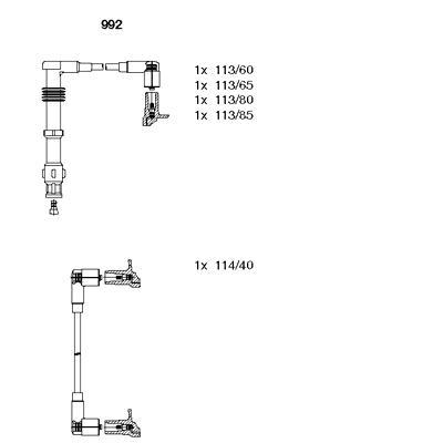 Шланг тормозной FENOX PH210337 AUDI A6/ VW PASSAT B5 зад. 325мм M10