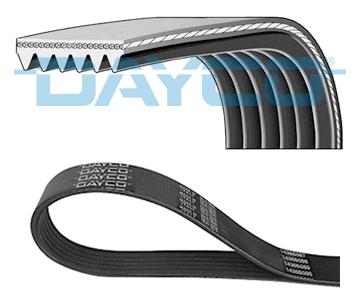 Ремень ручейковый DAYCO 6PK1635 BMW E87 1.6-2.0i 16V 04-