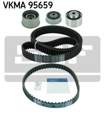 Комплект ремня ГРМ Hyundai Santa-Fe/Kia Sorento 2.4i 98>