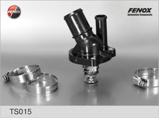 Термостат Ford Focus II, Fiesta, Fusion, Mondeo 1,8, 2,0 TS015