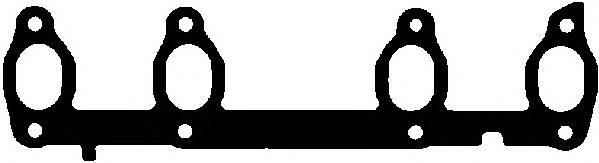 Прокладка выпускного коллектора металлическая 13121900
