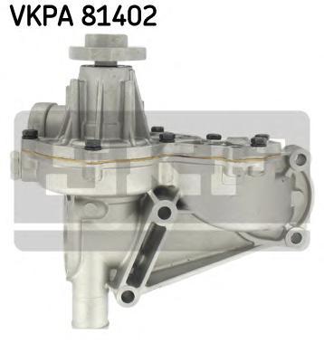 Насос водяной AUDI A4/A6/VW PASSAT 1.6/1.8/1.8T в корпусе