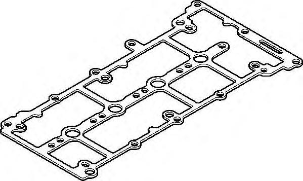Прокладка клапанной крышки CHEVROLET: MALIBU 2.0 D 12- \ OPEL: ASTRA GTC J 2.0 BiTurbo CDTI/2.0 CDTI 11-
