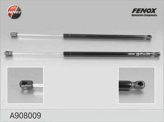 Упор газовый багажника Ford Fiesta, 5 дв, 01-08 A908009