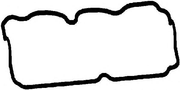 Прокладка крышки ГБЦ полиакриловый каучук 11074900