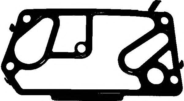 Прокладка масляного фильтра VAG: 2.5TDi AXD 03-