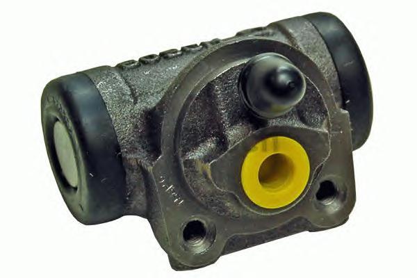 Цилиндр тормозной BOSCH F026002566 19.05 MMC CARISMA 98-06 задн