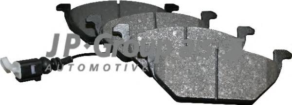 Колодки торм. Fr AUDI A-3,SEAT,SKODA ,VW 1.0-2.8 9
