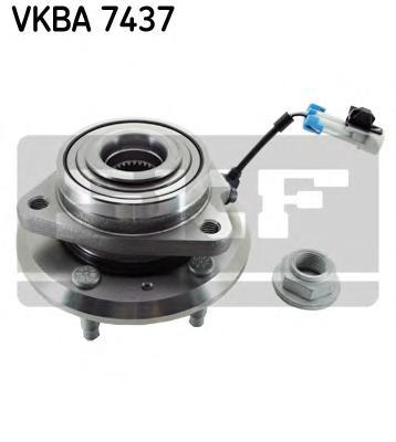 Подшипник ступичный CHEVROLET: CAPTIVA (C100, C140) 2.0 D/2.0 D 4WD/2.4/2.4 4WD/3.2 4WD 06 - \ OPEL: ANTARA 2.0 CDTI/2.0 CDTI FWD/2.4/2.4 FWD/3.2 V6 06 - \ VAUXHALL: