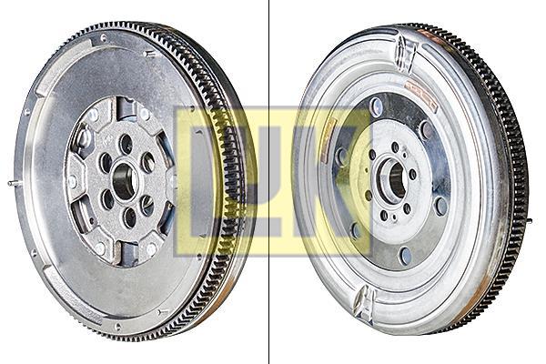 Маховик двухмассовый AUDI: A3 (8P1) 2.0 TFSI/2.0 TFSI quattro 03-, A3 Sportback (8PA) 2.0 TFSI/2.0 TFSI quattro 04-\ VW: EOS 2.0 TFSI 06-, GOLF V (1K1) 2.0 GTI 03-, G