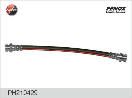 Шланг тормозной FENOX PH210429 Hyundai Accent (00->)