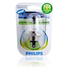 Лампа H4 (60/55W) P43t-38 Long Life EcoVision 12V 12342LLECO B1 36198830