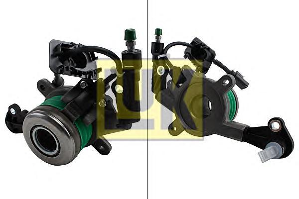 Подшипник выжимной гидравлический MERCEDES-BENZ: C-CLASS 00-, C-CLASS T-Model 01-, C-CLASS купе 01-, C-CLASS универсал 00-01, CLK 00-02, CLK 02-, CLK кабрио 00-02, CLK кабрио 03-,