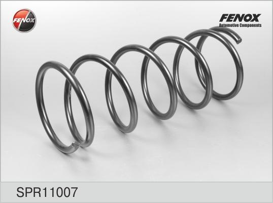 Пружина передняя Ford Focus 99-04 1,8, 2,0 SPR11007