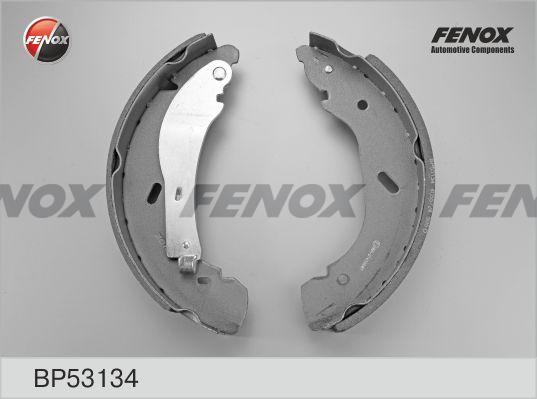 """Колодки тормозные FENOX BP53134 Ford Transit 2.3i-2.0TDC диск 16"""" 00-, BOSCH"""