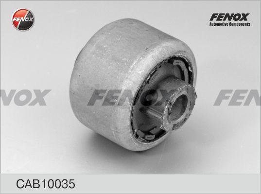 С/блок FENOX CAB10035 Ford Mondeo IV 07-, Galaxy 06-, S-Max 06-; Volvo S60 II 10-, S80 II 06-, V60 10-, V70 III 07- рычага передний