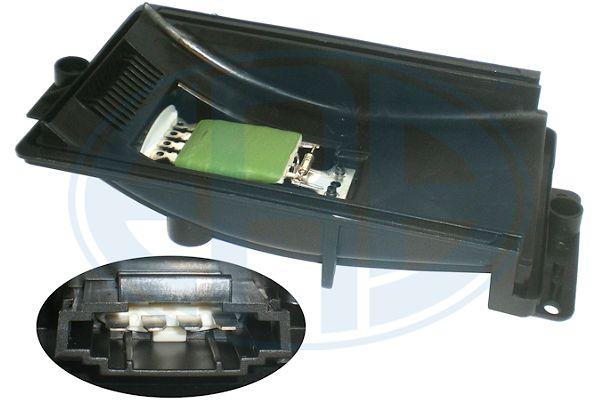 665012 Резистор вентилятора отопителя\ VW BORA/GOLF IV
