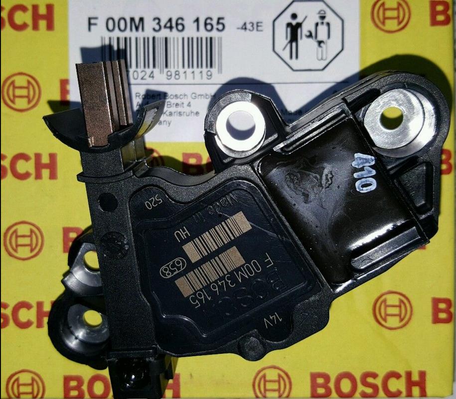 Регулятор генератора F00M346165