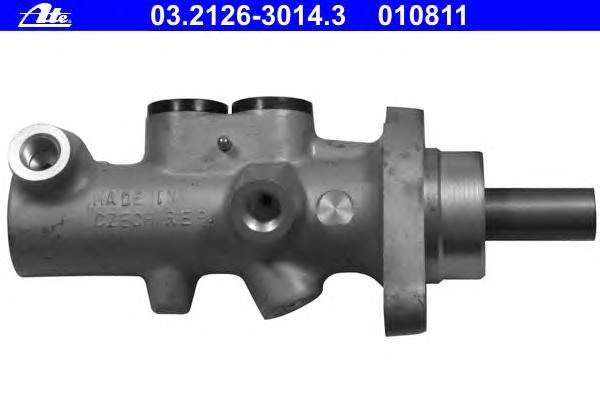 Цилиндр тормозной главный PORSCHE - CAYENNE (955) - Turbo 4.5