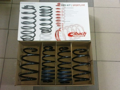Eibach Toyota Corolla