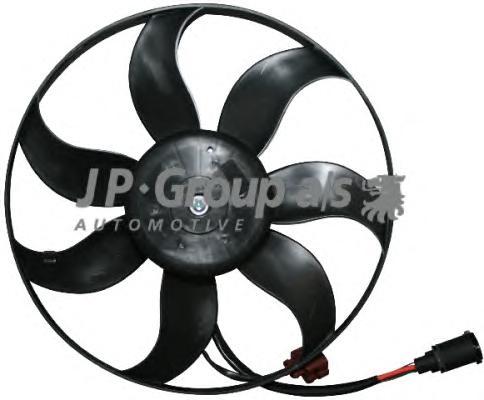 Вентилятор охлаждения ДВС L VAG 220 W, 360 mm