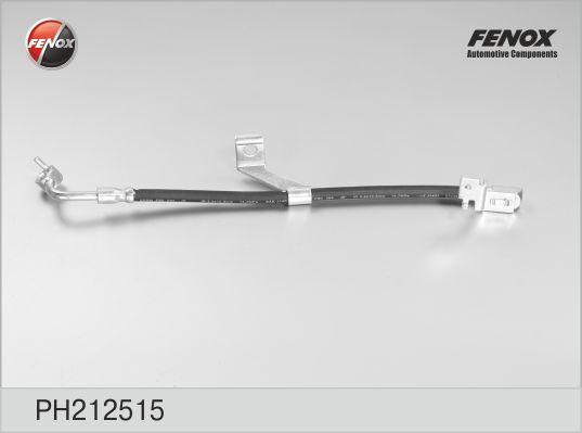 Шланг тормозной передний левый FORD Escort (95->) - front-left PH212515