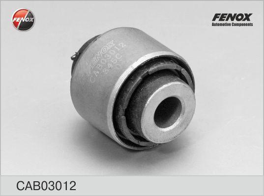С/блок FENOX CAB03012 VW Golf-5/Passat 3C задн.попер.рыч.нар. =1K0505203A