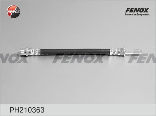 Шланг тормозной FENOX PH210363 VW Transporter V 03-