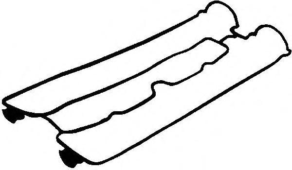 Прокладка клапанной крышки Opel Vectra, Omega 1.8/2.0/2.2 16V 93
